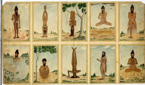 Ancient Yoga